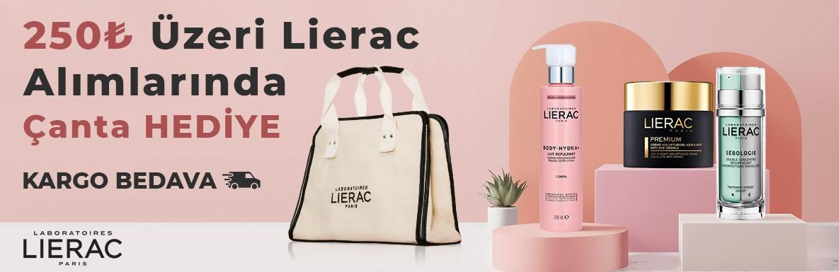 Lierac Ürünlerinde Hediye kazanma fırsatı