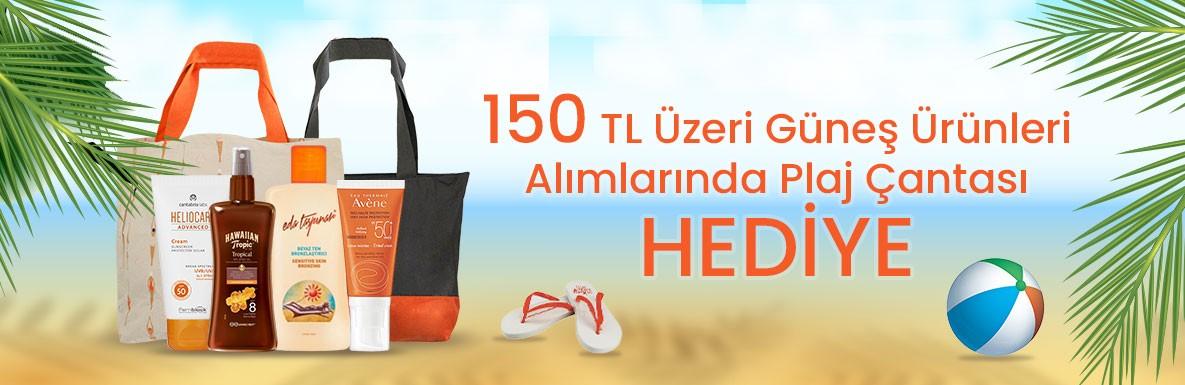 Plaj Çantası Hediyeli Kampanya